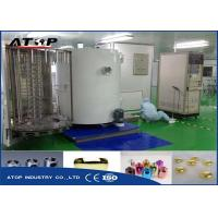 Buy cheap Electric Control Vacuum Metallizing Machine For Glass / Cosmetic Bottle Caps product