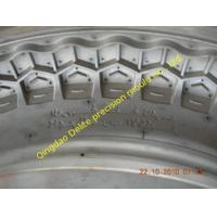 Buy cheap Tire Molds / Bicycle Tyre Mold , Motorcycle Tyre Mold product