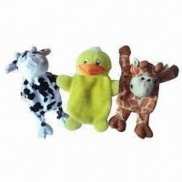 China Hot Water Bottles with Knitted Cover, Available in Various Designs on sale