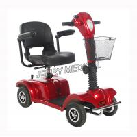 Buy cheap Midi Tiller Adjustable Electric Mobility Scooter Battery Powered Intelligent Controlled product