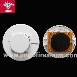 Sensor convencional del detector de humo de los sistemas alarma de incendio con la función de la auto-comprobación
