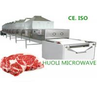 Buy cheap Microwave Meat Thawing Machine 65KW Tunnel Type 2450±50 MHZ product