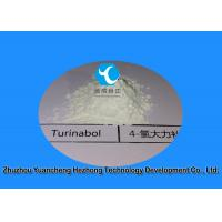 Buy cheap Oral Turinabol Muscle Building Steroids / Tbol 2446-23-3 4-Chlorodehydromethylte from wholesalers