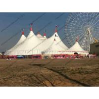 Buy cheap 3m 5m Customized White Outdoor Party Tent Waterproof Soft PVC Fabric Wall from wholesalers
