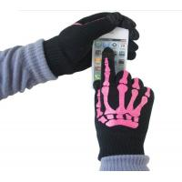 Buy cheap Cool Touch Screen Gloves, made of acrylic with special conductive material in 3 from wholesalers