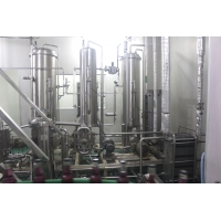 Buy cheap Easy Operate 500ml Aerated Juice Glass Bottling Machine product