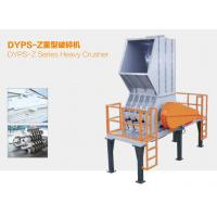 Low Shaking Plastic Crusher Machine , Waste Plastic Crusher Stable Working State