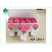IGF - LR3 Anti Aging Peptide Injections , Peptides For Weight Loss ISO9001