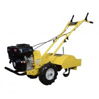 China 6.5hp Manual Gasoline Power Tiller , Garden Hand Cultivator Customized Color on sale