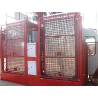 China China Brand New 2T Construction Elevator for Sale ISO9001 Approved on sale