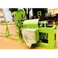 Buy cheap Automatic Counting Steel Wire Straightening Cutting Machine / Straightening Wire Machine product