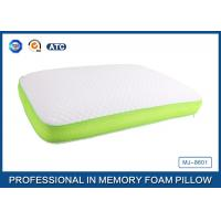 China Therapeutic Memory Foam Cooling Gel Pillow with Tencel Fabric wholesale