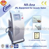 China Multifunctional IPL Hair Removal Machines For Wrinkle / Age Pigment Removal on sale