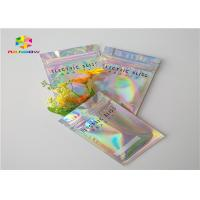 Buy cheap Exotic Carts One Gram Three Side Ziplock Packing Bags Gravure Printing With from wholesalers