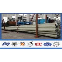Buy cheap 500kg Q345 Steel Electrical Power Pole With Long Life For Power Accessories product