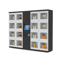China Fully Automatic Industrial Vending Lockers Machine with 15 LCD Touch Screen on sale