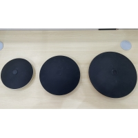 Buy cheap EPDM Fine Bubble Aeration Membrane Disc Diffuser For Wastewater Treatment product