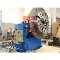 China 600KG Rotary Welding Positioner with Quick Chuck / Clamper ,  Rotary Positioners wholesale