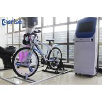 Buy cheap Electronic VR Mobile Cinema Bike Simulator Athletic Exercise 1.6*2.0*1.3M from wholesalers