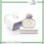 Buy cheap Custom Design Cosmetic Perfume Gift Box Glossy Art Paper Perfume Gift Sets product