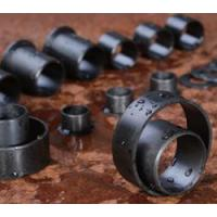 Buy cheap Metric Plastic Flanged Sleeve Bearings For Packaging Machinery product