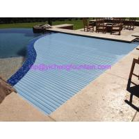 China SGS Inground Automatic Pool Control System Polycarbonate Covers With 4 Colors wholesale