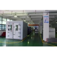 Buy cheap Horizontal Airflow Customized Walk-in Chamber Painted galvanized steel exterior product