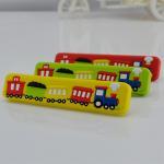 Buy cheap Train children bedroom cabinet handle, kids bedroom furniture handle, soft plastic handles product