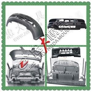 China пластиковая прессформа 001 бампера wholesale