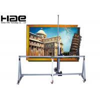Buy cheap Outside Home Decor Auto 3D Vertical Wall Printer , Wall Poster Printing Machine product
