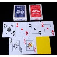 Buy cheap Water - resistant JUYOU Ink Marked Invisible Playing Cards For UV And IR Lenses product