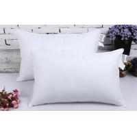 Buy cheap Anti-Snore Washable Polyester Microfiber Pillow Insert for Home and Hotel Bedding product