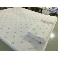 Buy cheap Healthy Natural Latex Foam Mattress King Size Non Deformable Modern Style product