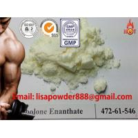 Buy cheap Anabolic Steroids Trenbolone Enanthate Powder For Human Growth CAS No: 472-61-546 product
