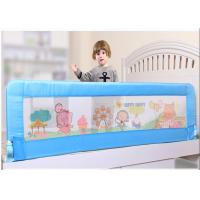 Buy cheap Extra Tall Plastic Adjustable Bed Rails Safety For Baby Thin Mattress product