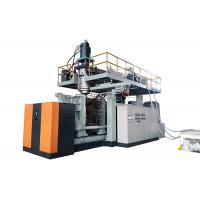 Buy cheap High Speed Automatic Plastic Moulding Machine , 217kw Hdpe Blow Moulding Machine  product