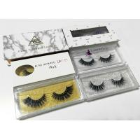3D mink eyelash with private label