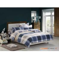 China Mens Turquoise 4 Piece Bedding Sets , 4 Piece Toddler Home Bedding Sets on sale