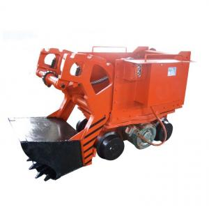 Buy cheap Z-30W Rock Loader machine High Performance Underground Tunnel Mucking Machine Price product