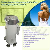 Buy cheap Professional PAL liposuction machine surgical fat reduce liposuction CE approved power assisted liposuction machine product