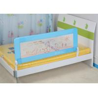 Buy cheap Lovely Extra Wide Blue Adult Bed Rails , Easily Breaks Down To Store product