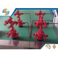 Buy cheap Oil Field Wellhead And Christmas Tree Equipment , Oil Well Christmas Tree Valve product