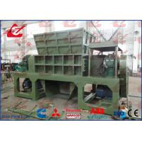Buy cheap Scrap Car Crusher Two Shafts Car Shredding Machine For Waste Bicycle product