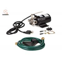 Buy cheap 110V/115V Mini Portable Utility Water Pump , Water Transfer Utility Pump from wholesalers