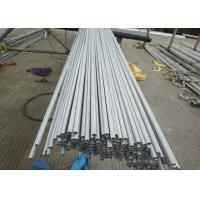 Buy cheap N08800  / 1.4876 Nickel Alloy Pipe ,  A240 / B409 Standard Alloy 800h Pipe Weleded product