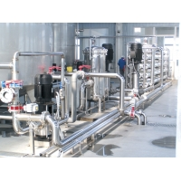 Buy cheap Removed 99.99% Pathogene 15T RO Water Treatment System product