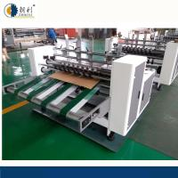 Buy cheap Electric Corrugated Partition Machine / Paperboard Division Carton Slotter Machine product