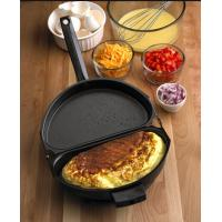Buy cheap Breakfast Egg Skillet/Nonstick Folding Omelet Fry Pan from wholesalers