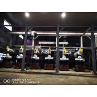 Buy cheap Wood Pellet Production Line With Walking Floor Storage Complete Pellet Line product