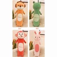 China Cylinder Shape Plush Toy Pillow Animal Appearance Eco Friendly 55 - 110CM on sale